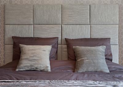 Personnalisez votre t te de lit blogue de via capitale - Tete de lit tringle ...