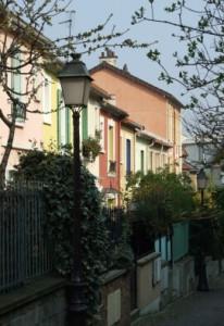 La villa de la Renaissance. Paris. Wikipedia