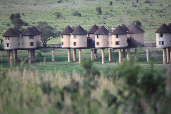 Hotel Kenya Afrique CASARAZZI inusite
