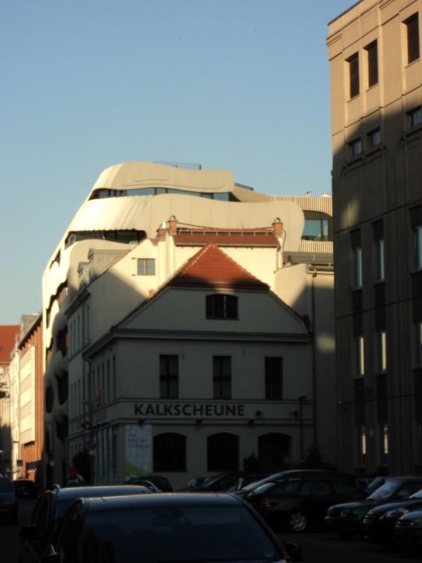 Architecture Berlin 3 CASARAZZI inusite