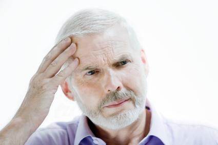 Memoire Homme Alzheimer ISTOCKPHOTO inusite