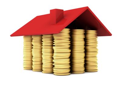 Assurance-pret Maison Dollars ISTOCKPHOTO finance