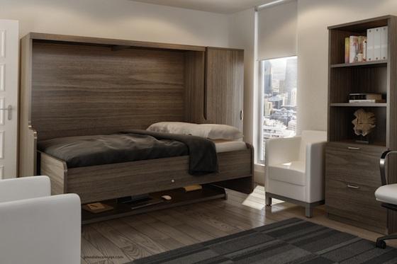 probl me d espace dans la chambre blogue de via capitale. Black Bedroom Furniture Sets. Home Design Ideas