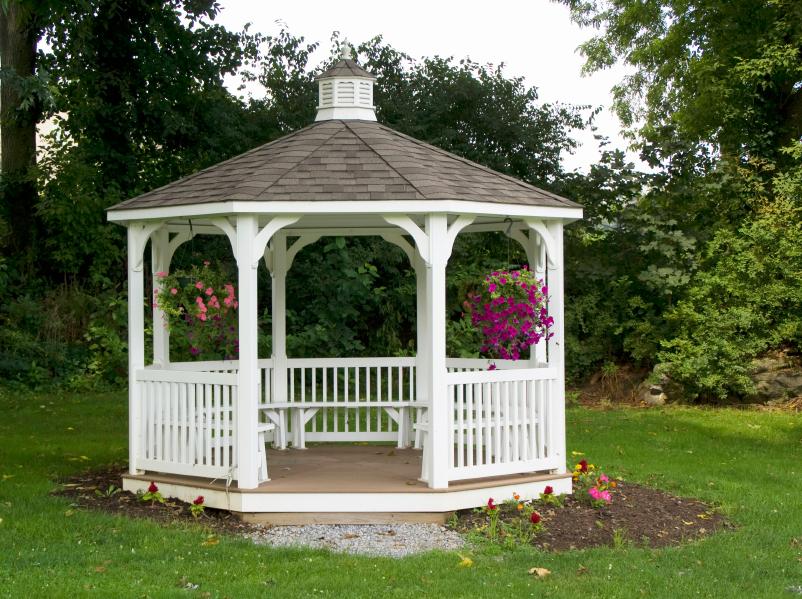 Pergolas, abris ou pavillons de jardin - Blogue de Via Capitale
