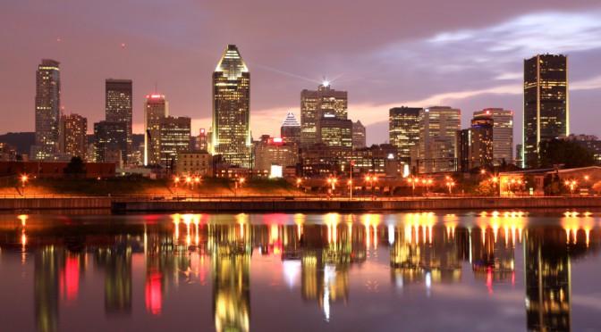 Montréal, Québec, Canada (photo iStockphoto LP)