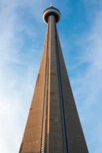 Tour du CN. (iStockphoto