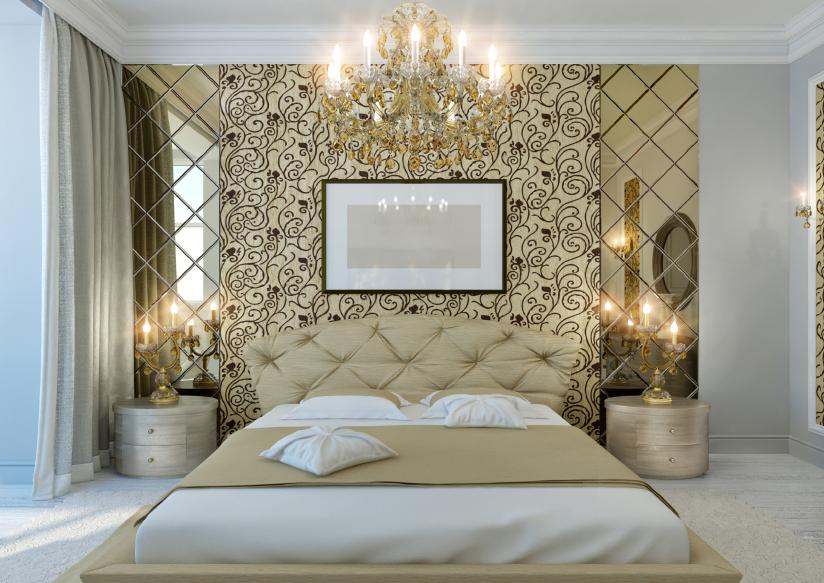 L cher son fou dans la chambre coucher blogue de via capitale - Decorer chambre a coucher ...