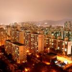 Mégapole Anyang, Corée du Sud. iStockphoto