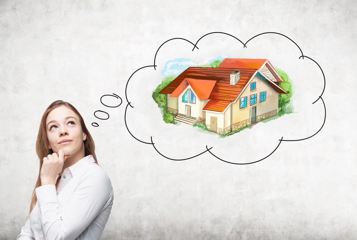 356144e33d79ff femme achat maison hypotheque ISTOCK immobilier 101 - Blogue de Via ...