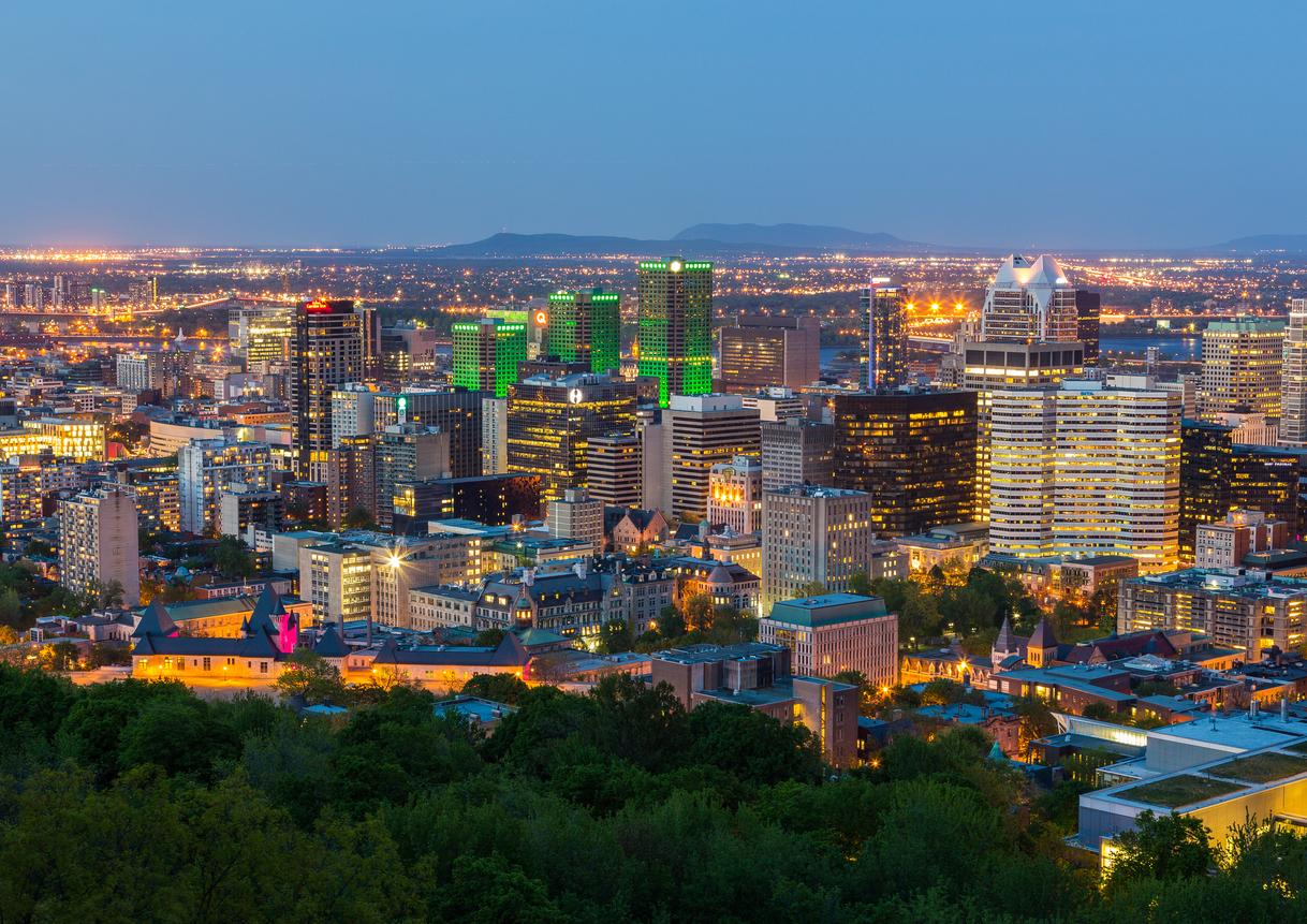Montréal. Photo iStock