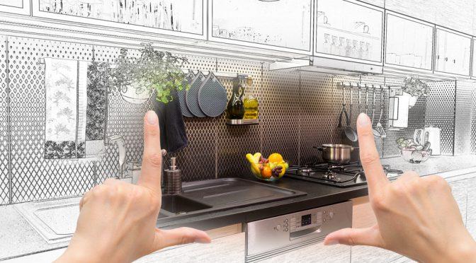 Comptoir cuisine