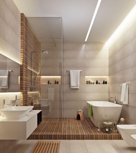 salle de bains eco bois
