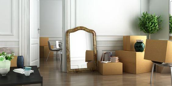 déménagement salon cartions