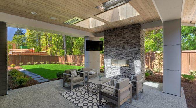 foyer cour terrasse feu