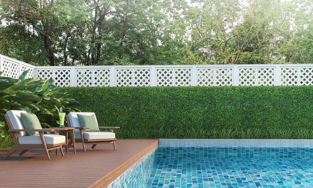 abri vent pour piscine