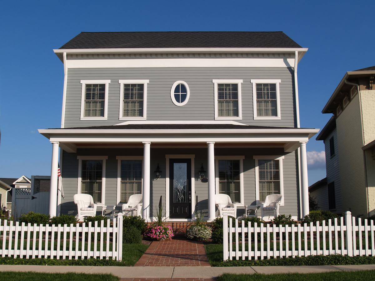 Repeindre sa maison - peinture exterieure - Via Capitale