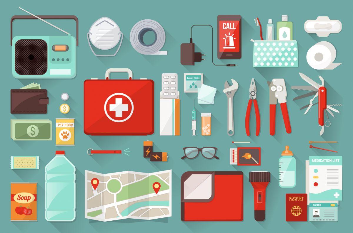 Préparation de la maison aux urgences - les bons gestes - Via Capitale