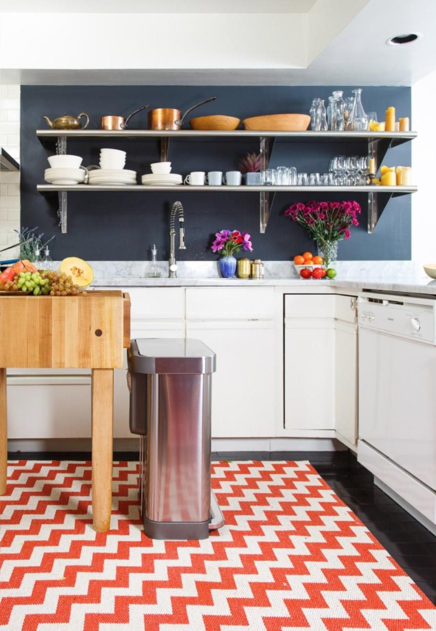 Maximiser l'espace de rangement - petite cuisine - Via Capitale