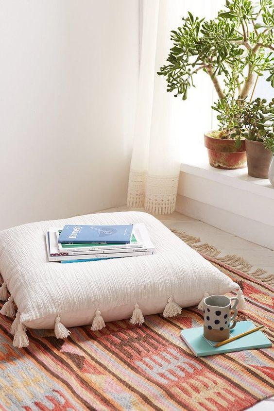 la méditation - méditer à la maison - espace zen