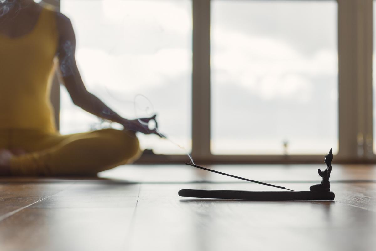 la méditation - méditer à la maison - esprit zen