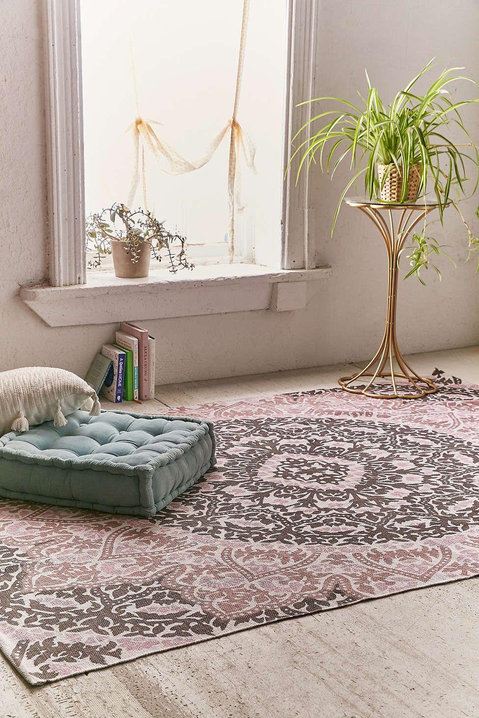 la méditation - méditer à la maison - plantes vertes