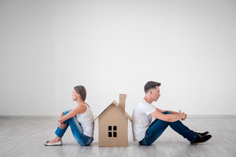 Maison et séparation - divorce et achat d'une propriété