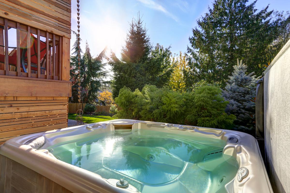 Nettoyer Filtre Spa Vinaigre Blanc spa - comment entretenir son spa ? blogue de via capitale